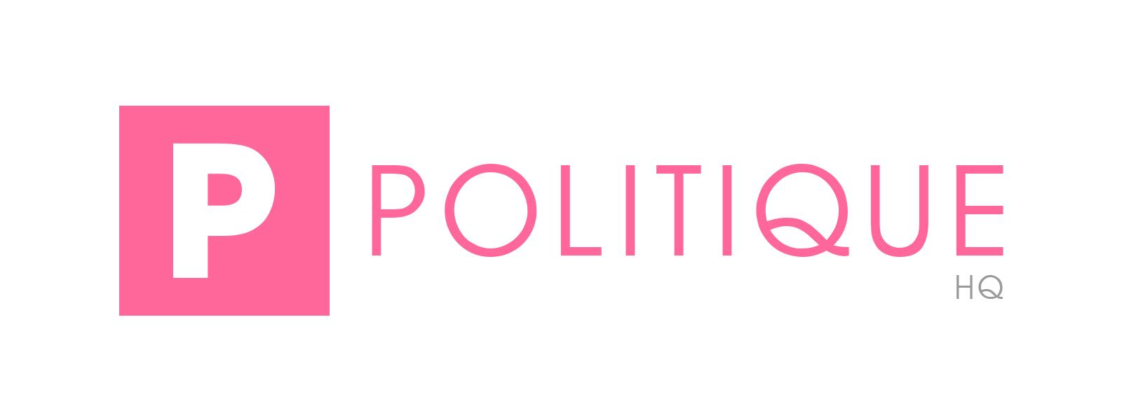 politique-logo - Holly Richardson
