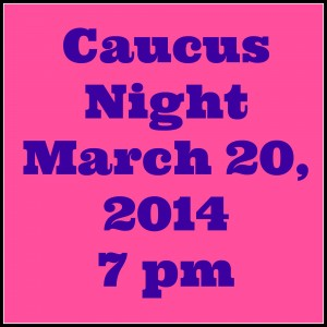Caucus Night